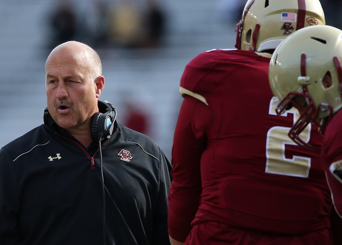 BC, It's Time to Fire Steve Addazio