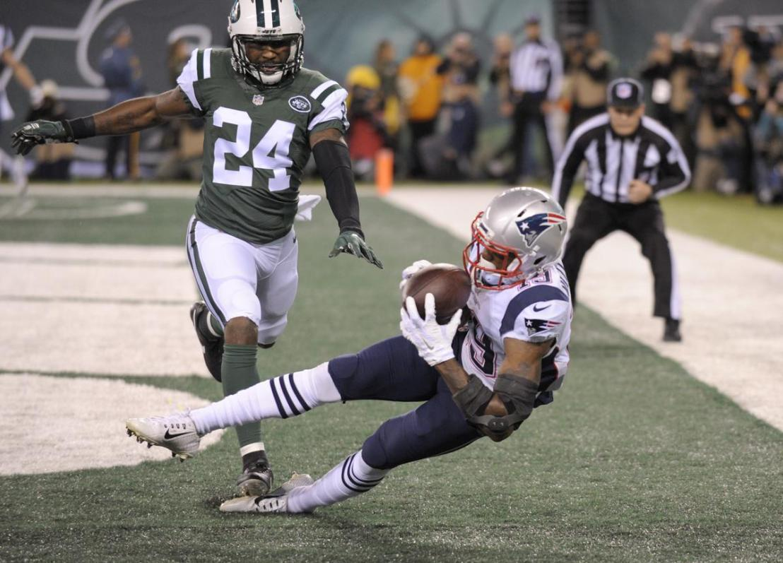 Malcolm Mitchell Is the Best Patriot Deep Threat Since Randy Moss