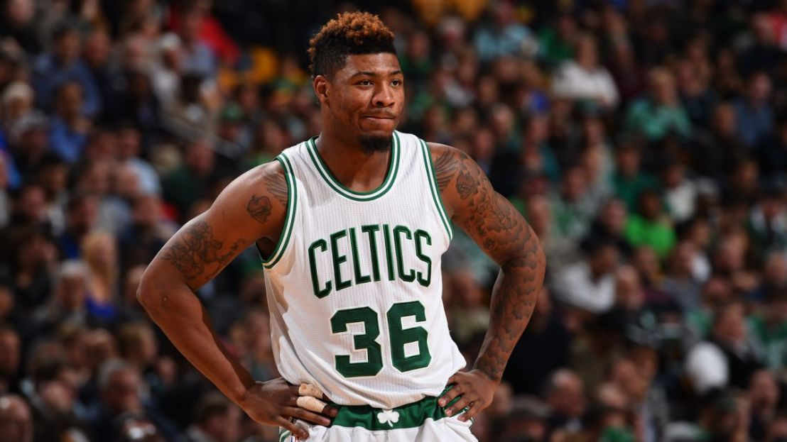 Time to Trade Marcus Smart and SayGoodbye