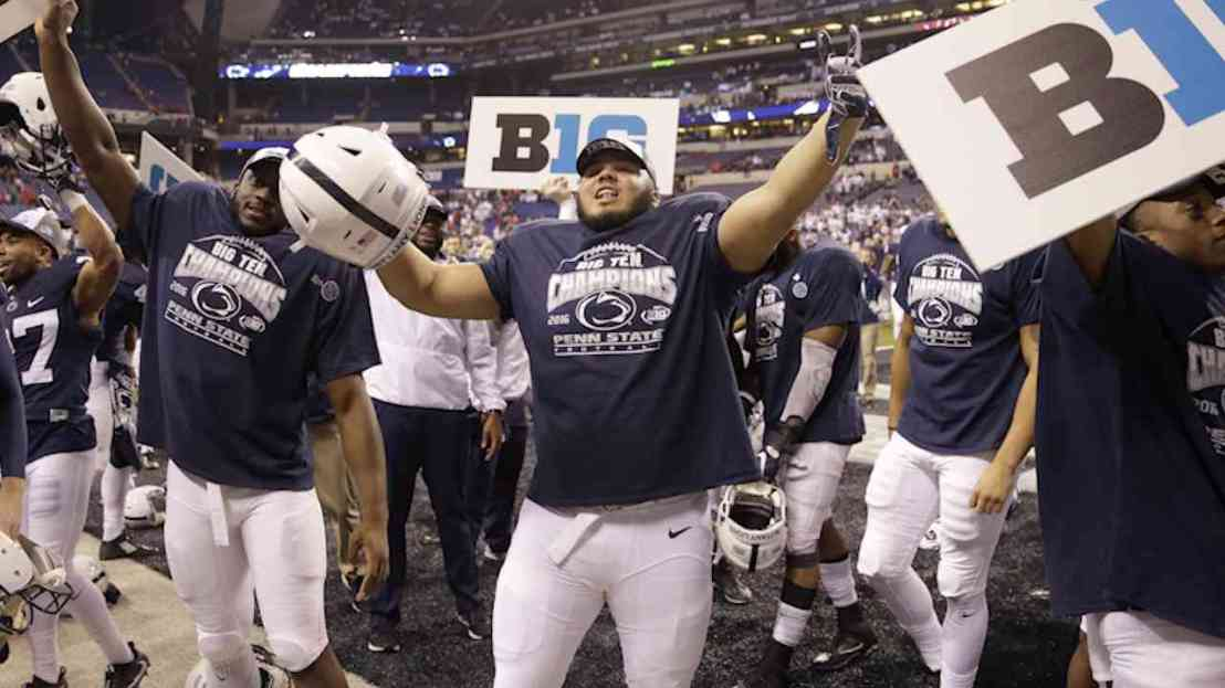 The CFP Committee Was Right to Leave Out Penn State