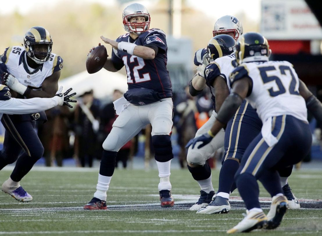 Take Aways from the Patriots vs. Rams