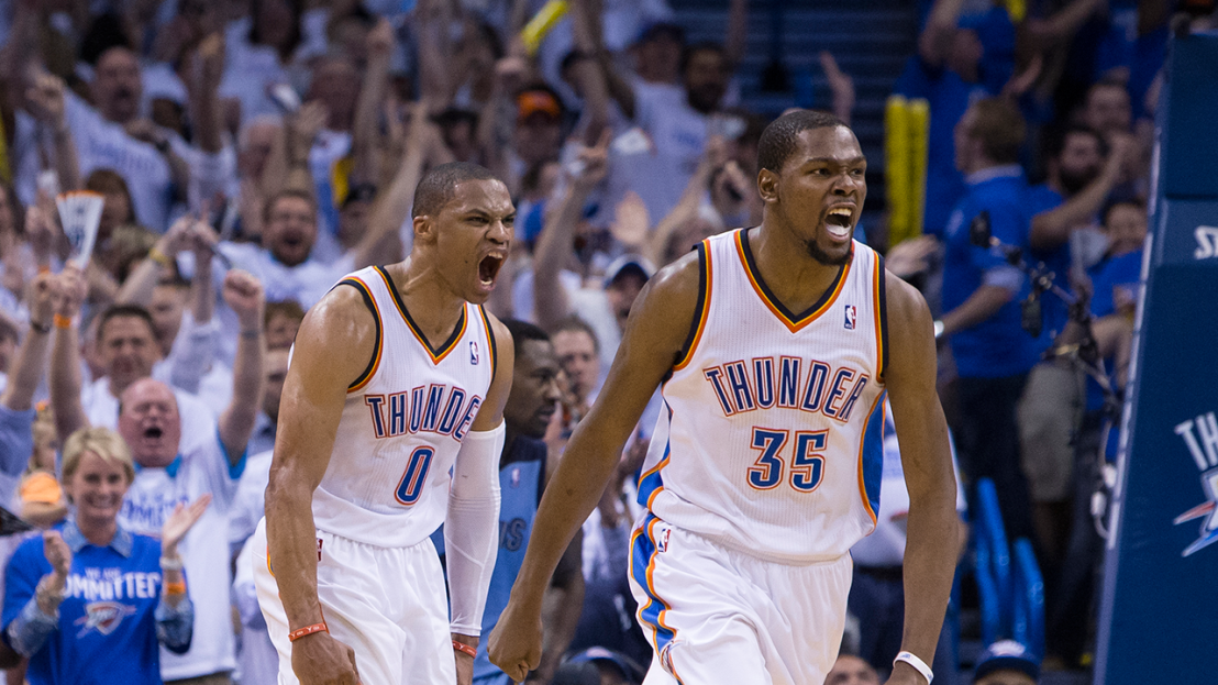 Russell Westbrook Is Better Than Kevin Durant